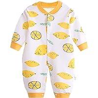 Baogaier Pelele Bebé Niñas Niños Mameluco Algodon Pijama Sleepsuit Recien Nacido Mamelucos Manga Larga Mono Caricatura…