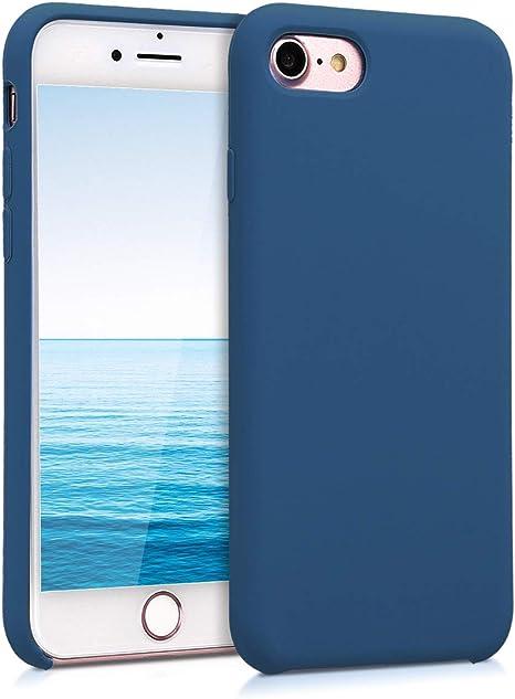 Cover Verde Marino per iPhone 7 e iPhone 8 di Silicone
