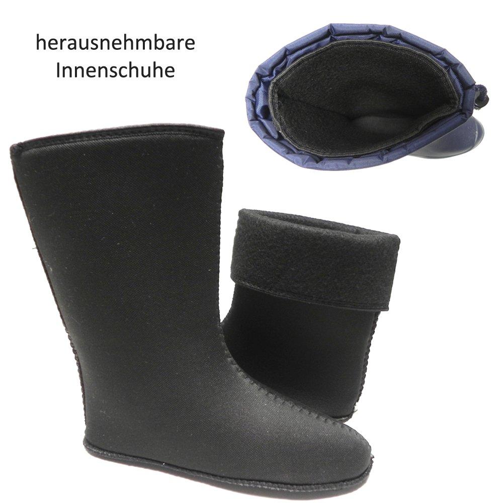 KOLMAX leichte EVA Winterstiefel Schuhe gefüttert Winterschuhe Snowboots 033S