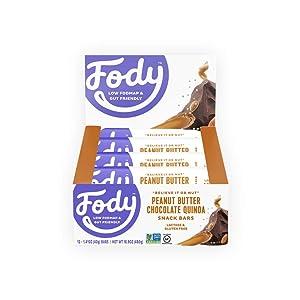 Fody Peanut Butter Chocolate Quinoa