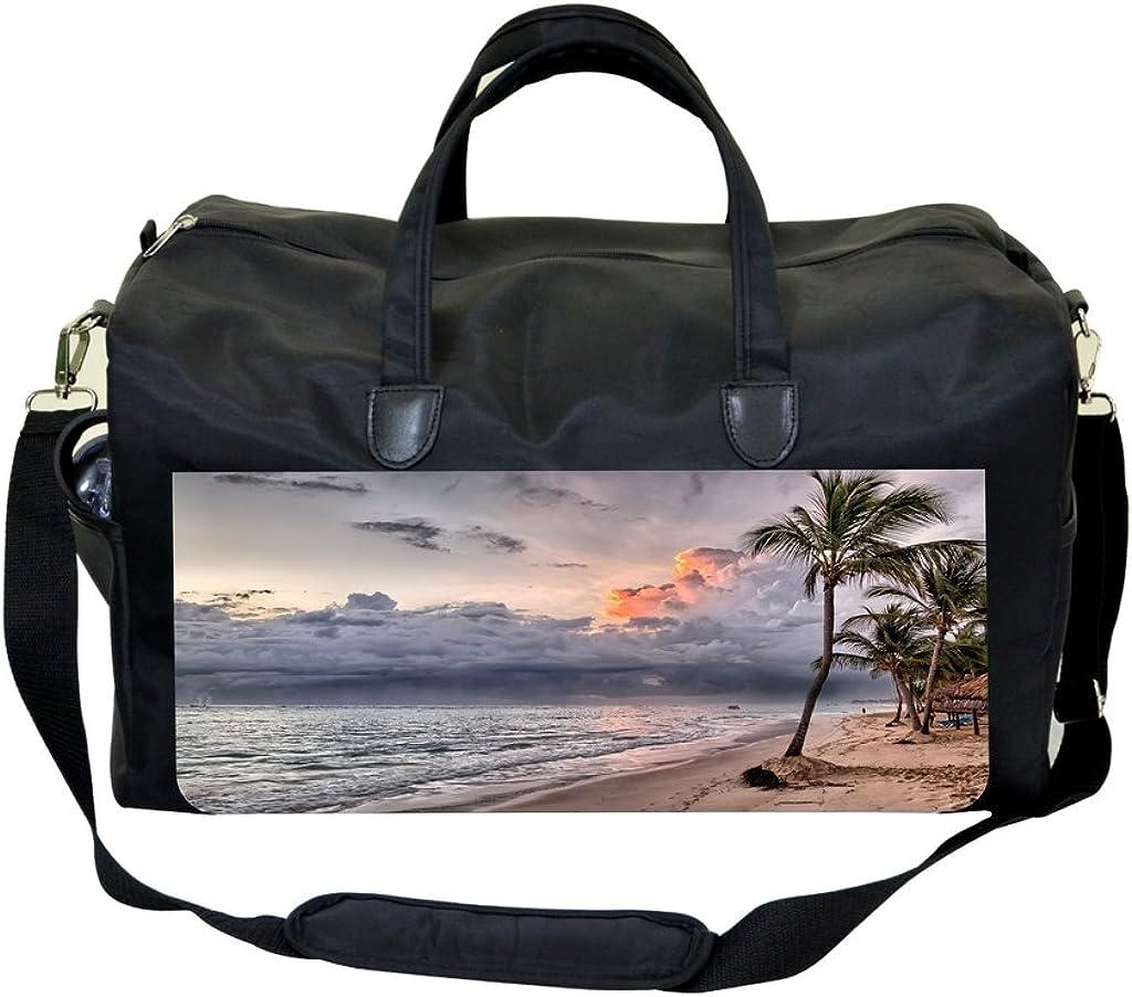 Windy Beach Gym Bag