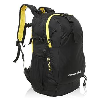 Amazon.com: Veevanpro Internal Frame Hiking Backpack 32L: Sports ...