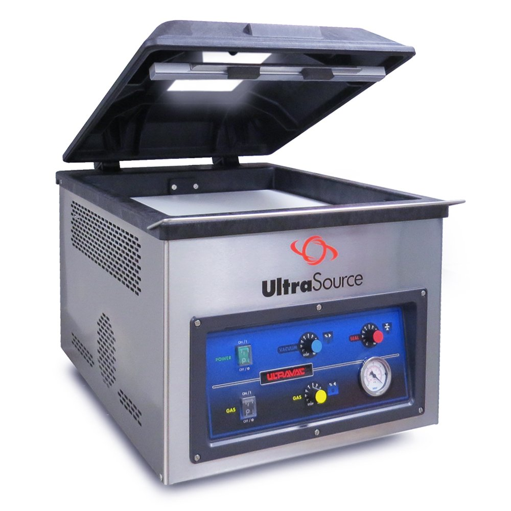 "Amazon.com: Ultravac 225 Chamber Vacuum Packaging Machine with Gas Flush,  7.25"" Chamber Depth: Industrial & Scientific"