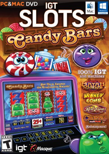 IGT Slots Candy Bars product image