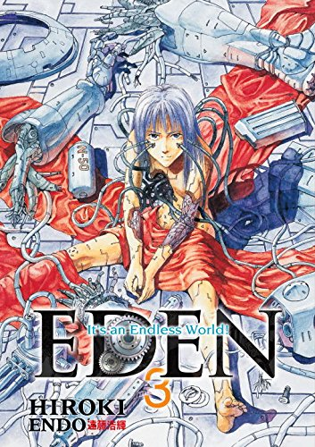 Eden: It's An Endless World! Volume 3