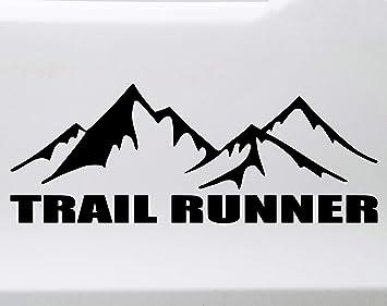 Minnesota Sticker Car MN Stickers Running Sticker for Water Bottle Running Stickers Trail Running Decal Running Sticker for Car