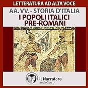 I popoli Italici pre-romani (Storia d'Italia 1) |  div.