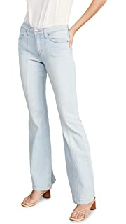 24df33cb Wrangler Women's Seamed Flare Jeans at Amazon Women's Jeans store