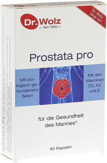 pro prostata kapseln