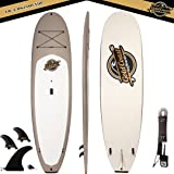 Gold Coast Surfboards | SUP Paddleboard |10'4 Anima| Extra Large, Stable & Family Friendly Stand Up Paddleboard | Stand Up Paddle Board Package Includes SUP Board & Paddle Board Accessories