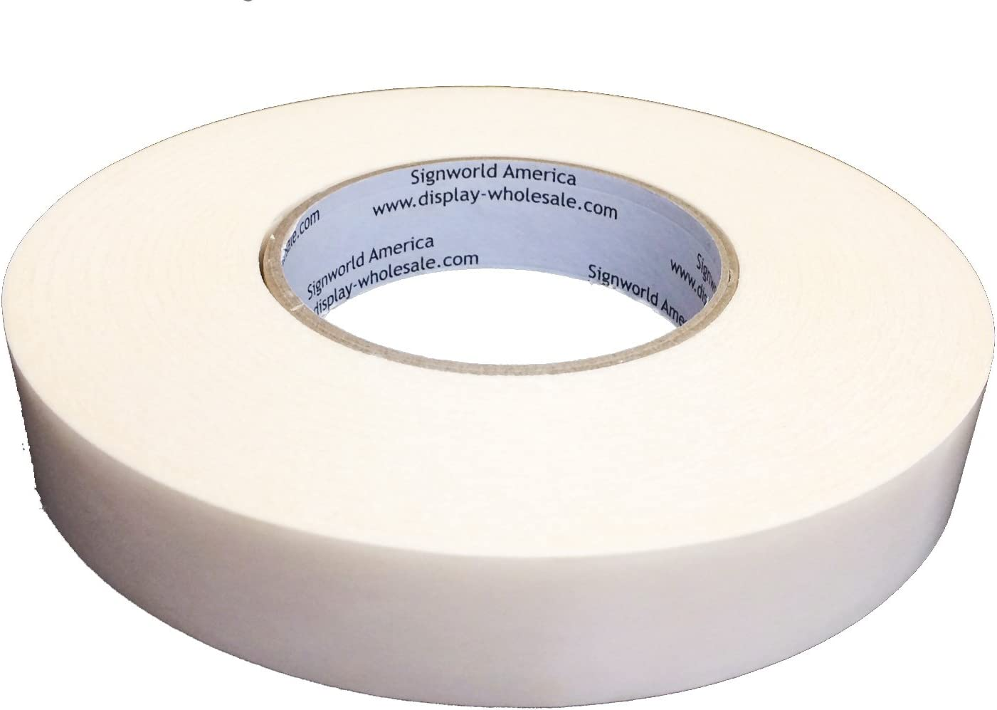 Fabric Fuse Permanent Adhesive Double Sided Tape For Clothes Hemming 20 Feet NEW
