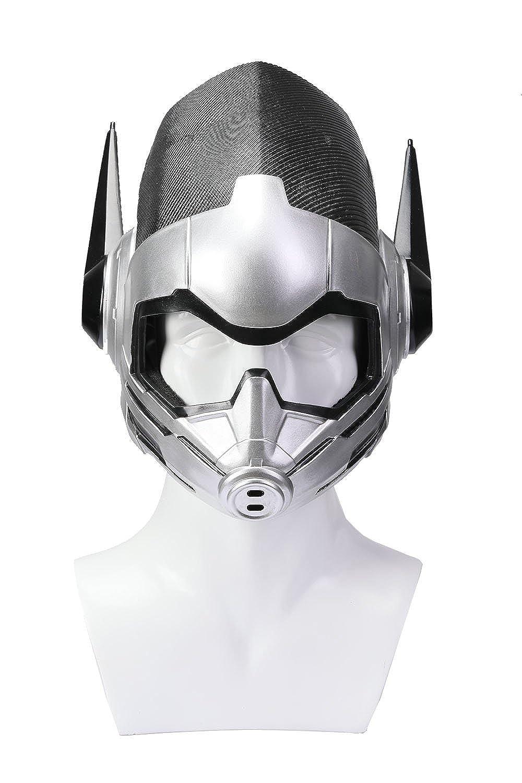 Xcoser Ant Helmet Man Newest Cosplay PVC Full Head Halloween Masks Adults