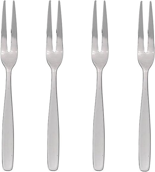 Paderno World Cuisine 5-1//2-Inch Long Stainless Steel Escargot Fork