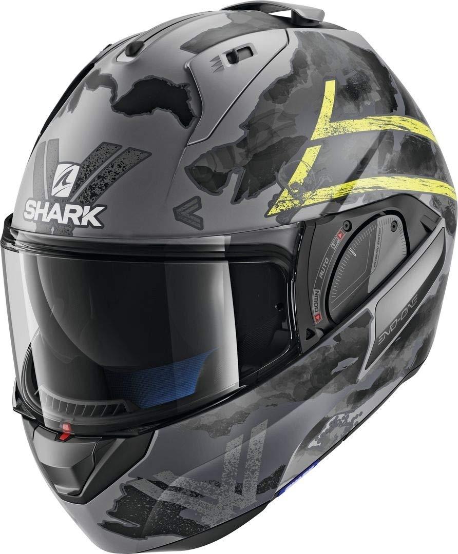 Caschi Moto Evo-One 2 SKULD Mat AYK Shark