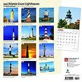 Lighthouses, Atlantic Coast 2018 12 x 12 Inch