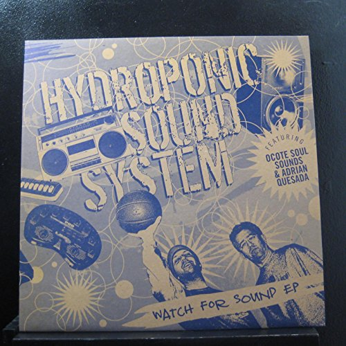 Price comparison product image Hydroponic Sound System - Watch For Sound - Lp Vinyl Record