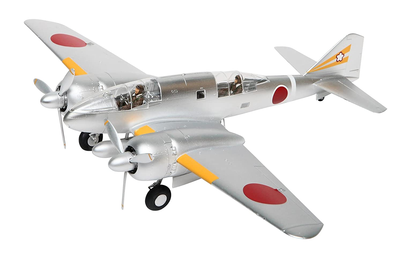 タミヤ スケール限定シリーズ 1/48 日本陸軍 百式司令部偵察機 III型 メタリックエディション 25115 B0054IGG5G