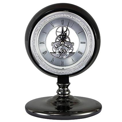 MYITIAN Moda Estilo de Reloj Grandes Relojes Antiguos Reloj de Mesa Relojes Antiguos el Reloj del