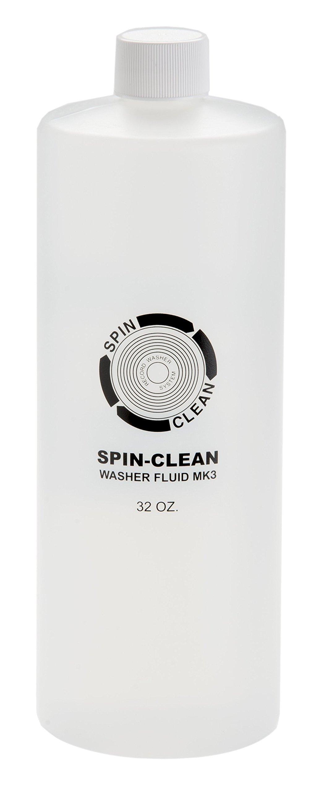 Spin Clean Wash Fluid 32 Ounces