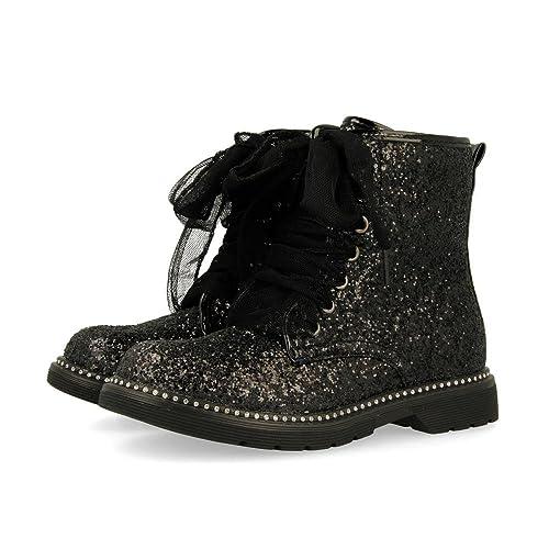 zapatos de separación bd764 7604b GIOSEPPO 46682-p, Botas Slouch para Niñas