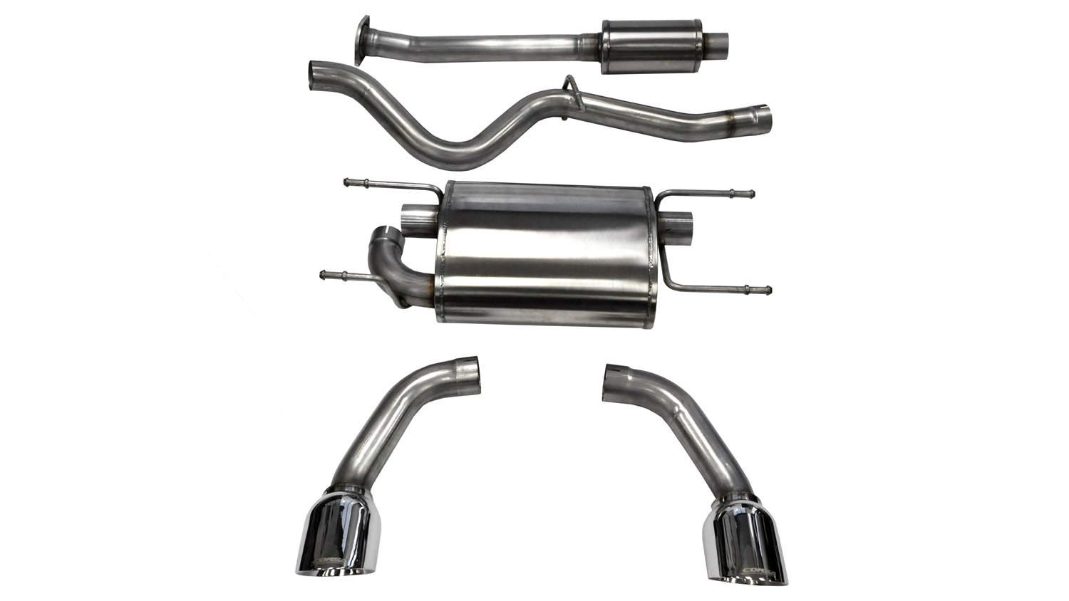 CORSA 14864 Cat-Back Exhaust System