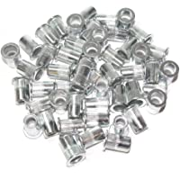A-RM8 Surtido de tuercas remachables M8 aluminium 50