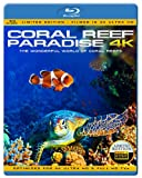 Coral Reef Paradise 4K - The wonderful world of coral reefs ( Limited Edition - Filmed in 4K ULTRA HD)[Blu-ray]