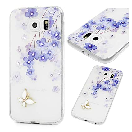 Amazon.com: Kawaii - Carcasa para Samsung Galaxy S6 ...