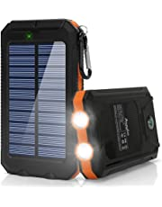 Amazon Com Solar Battery Chargers Amp Charging Kits Patio
