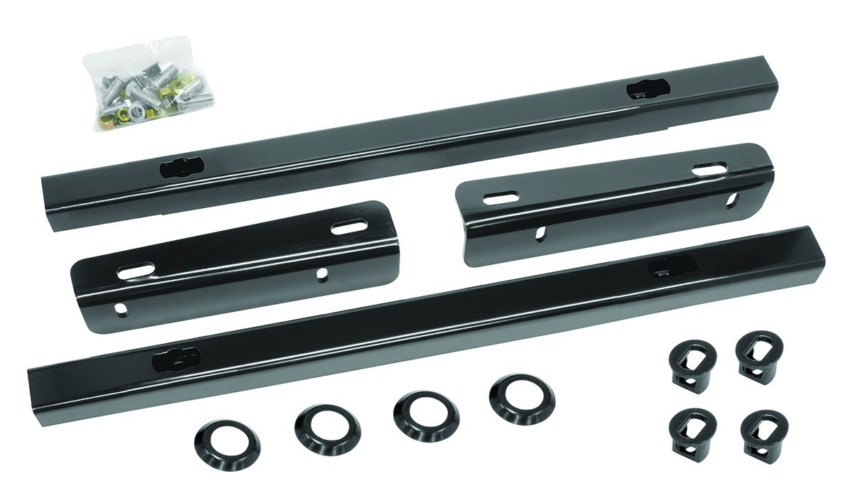Reese DRT30868 Elite Series 5th Wheel Rail Kit for GM HD