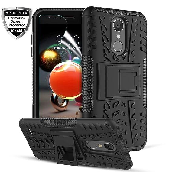 LG Aristo 2 Case,LG Aristo 3 Case,Rebel 4 LTE/Aristo 2 Plus/Aristo  3+/Fortune 2/Phoenix 4/Tribute Dynasty/Zone 4/K8 2018/K8+/Tribute  Empire,W/Screen