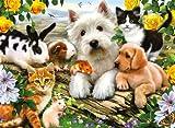 Ravensburger Happy Animal Buddies - 300 Piece Puzzle