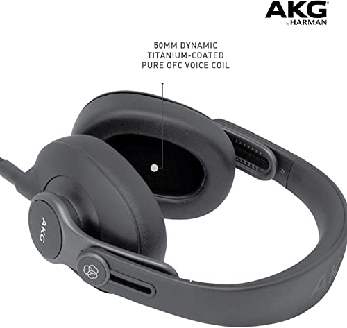 AKG Pro Audio K371 Over-Ear