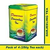 Duncans Darjeeling Tea -250 gm (Pack of 4)
