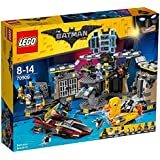 Lego - 70909 - Batman Movie - Scasso alla Bat-caverna