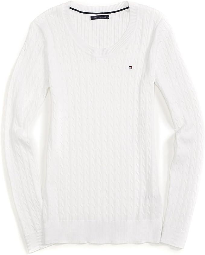 Alle Großen Sweater Pulli Tommy Hilfiger Damen Pullover