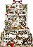 Zettelkalender – Katzen im Advent