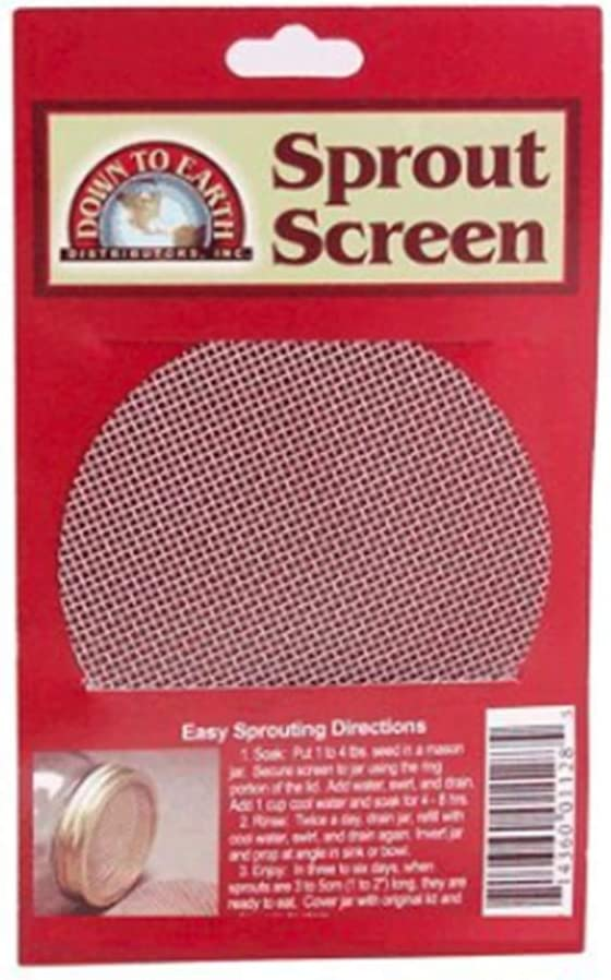 Down To Earth, Sprouting Screen SS