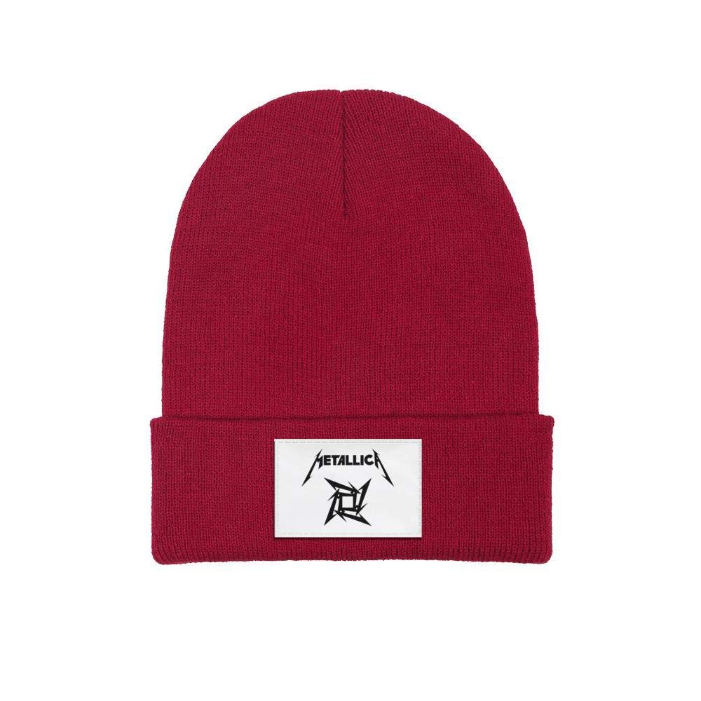 YJRTISF Popular Music Winter Warm Fine Knit Cap Unisex Trending Beanie Hat for Men