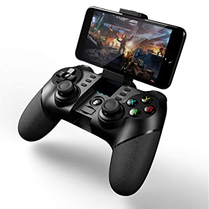 Amazon com: Glumes Android Wireless Game Controller, Gamepad