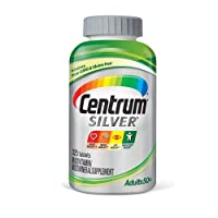 Centrum Silver Adults 50+ 325 Tablets