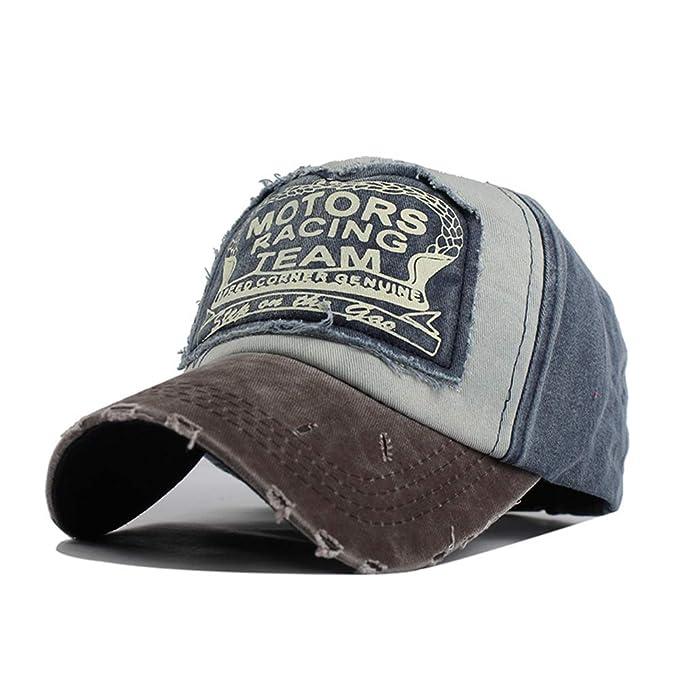 Vogue Fang Gorra de algodón Gorra de béisbol Sombrero Gorra de ...