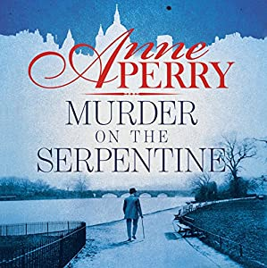 Murder on the Serpentine Audiobook