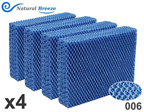 4 Pack of HDC-12, Kenmore 14911, Essick ES12 =NEW REUSABLE= Humidifier Filters Replacements - 12 Humidifier Replacement