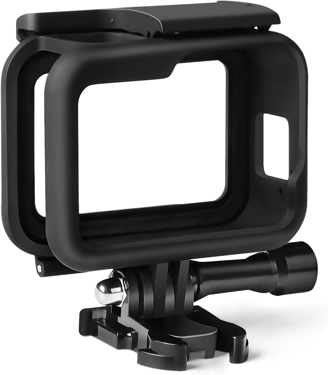 Color : Black ZQ House Standard Border Frame Mount Protective Housing with Screw for DJI Osmo Action