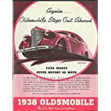 Everybody can name a Good Reason why Chevrolet is the Best Buy ad 1938