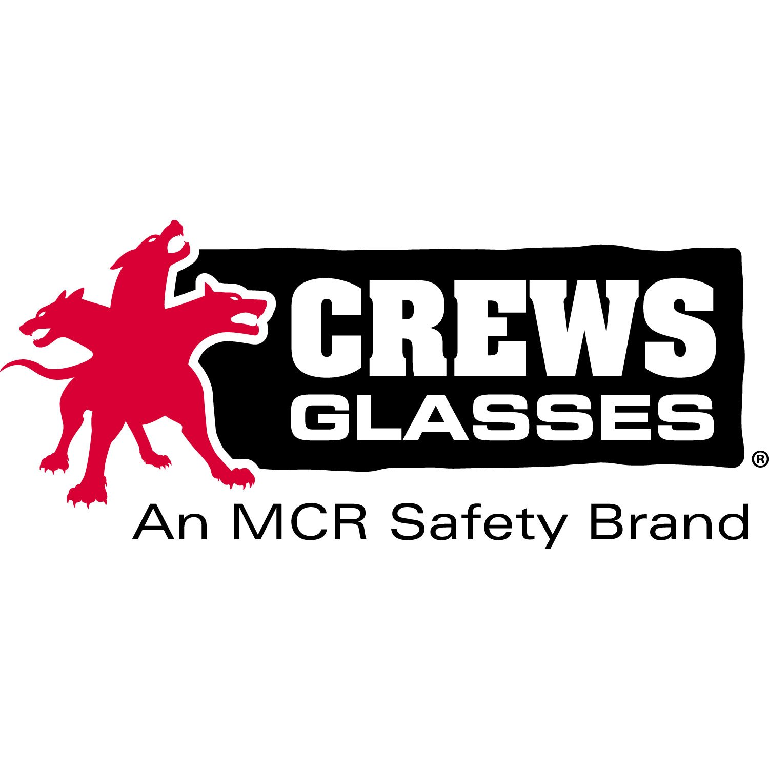 Amber Lens MCR Safety 1199D56EA Crews Glasses 135-CK114 Checkmate Safety Glass with Amber Temple
