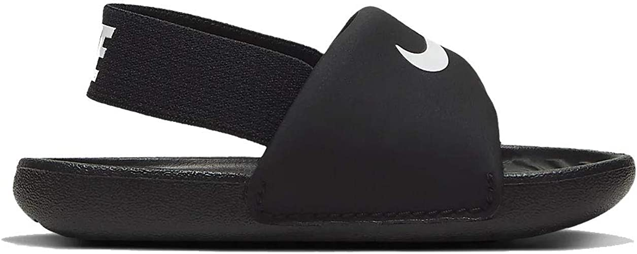 Amazon.com | Nike Kawa Slide TD Kids