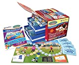 NewPath Learning 4 Piece Curriculum Mastery (ELA, Math & Science) Game Set, Grade 4, Class-Pack