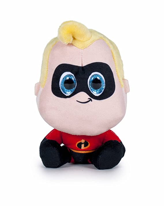 Disney Collection Peluche Los Increibles Jack (Famosa 760016540): Amazon.es: Juguetes y juegos